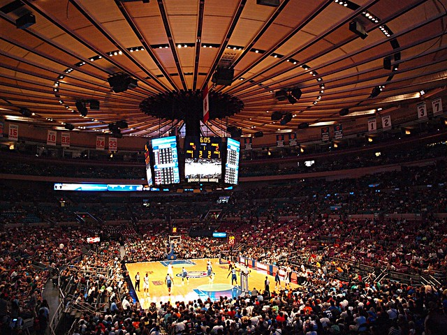 Madison Square Garden Sold Out Flickr Photo Sharing