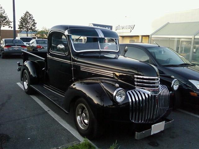 1945 Chevrolet Pickup Truck