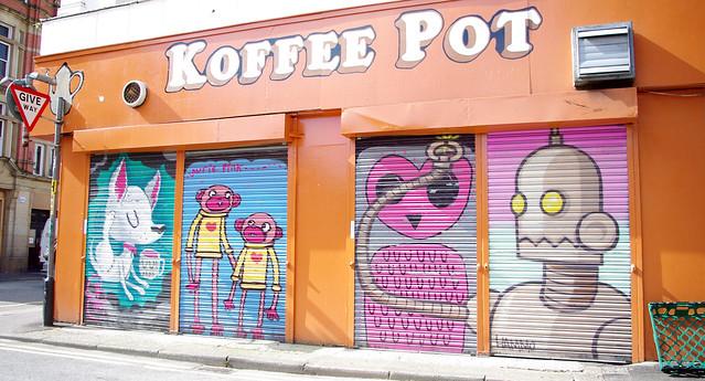 Koffee Pot - Manchester