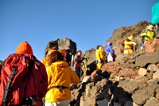 富士山登山2010 (Mt. Fuji Climb)