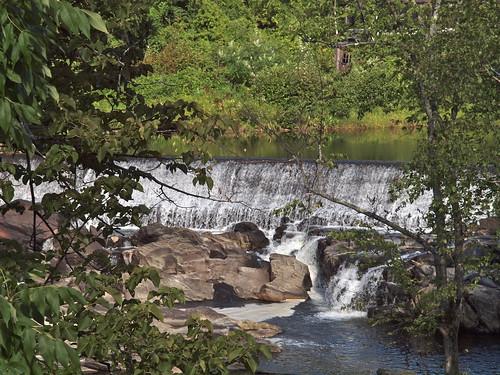 waterfall mills claremontnh sugarriver