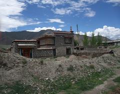 Le village de Yongbulakang