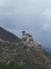 La forteresse-monastère de Yongbulakang