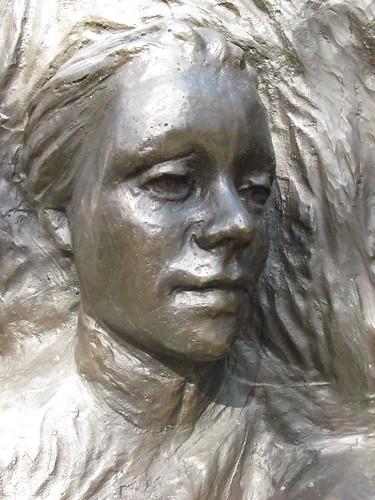 Meri Te Tai Mangakahia - Kate Sheppard Memorial