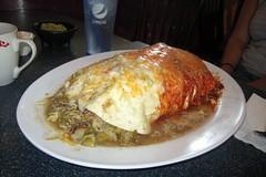 Denver - Jefferson Park: Jack-n-Grill - 7 lb. Breakfast Burrito