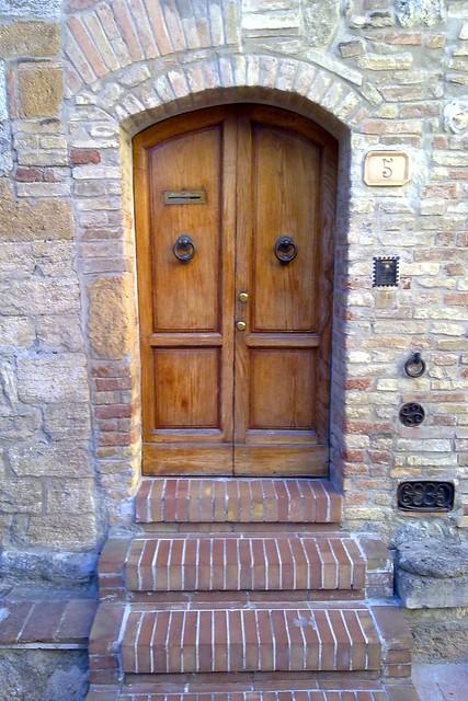 Tuscan Door Flickr Photo Sharing