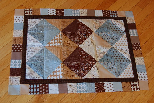 Project Pure Quilt - progress pic