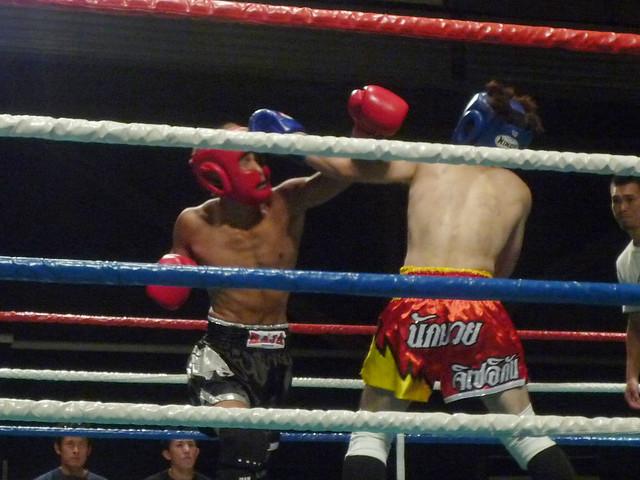 Amateur Kickboxing 121