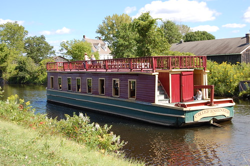 Packet Boat Erie Canal Erie Canal Village Packet