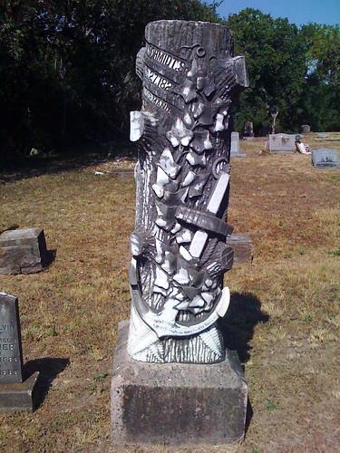headstones seguin riversidecemetery woodmenoftheworld georgeschmidt
