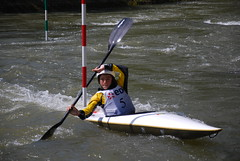 canoe sprint(0.0), whitewater kayaking(0.0), canoe(1.0), vehicle(1.0), sports(1.0), watercraft rowing(1.0), kayak(1.0), boating(1.0), canoe slalom(1.0), water sport(1.0), kayaking(1.0), watercraft(1.0), sea kayak(1.0), canoeing(1.0), boat(1.0), paddle(1.0),