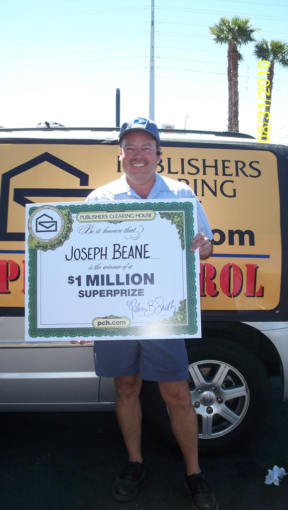 Joseph Beane and his $1 Million Prize! | Another shot of Jos… | Flickr