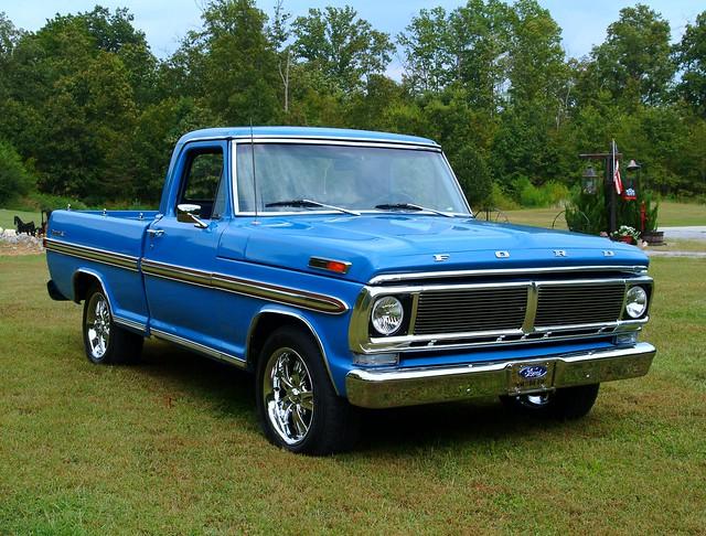 71 Ford Ranger Xlt 351 Cleveland Flickr Photo Sharing