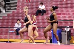 TWU Gymnastics [Floor]