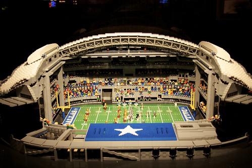 Cowboys Lego Stadium