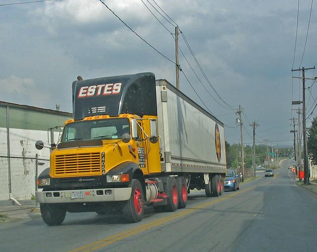 Estes Express Trucking Flickr Photo Sharing