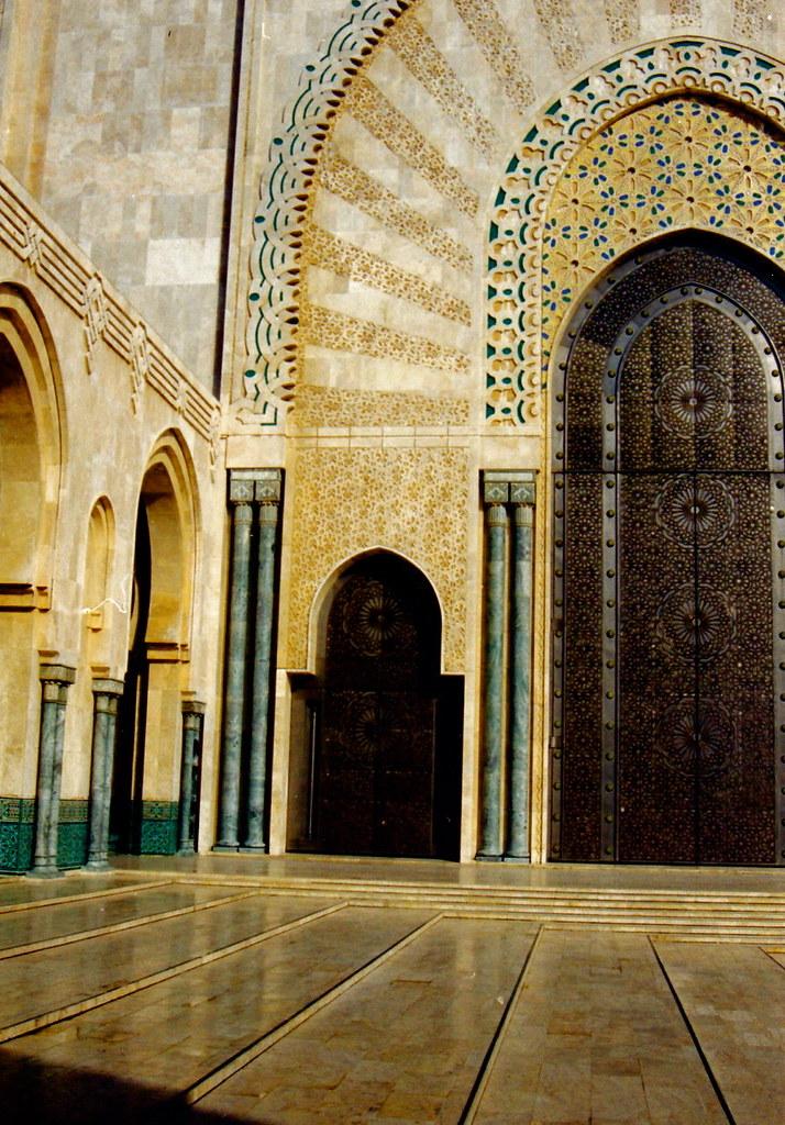 Morocco Arches