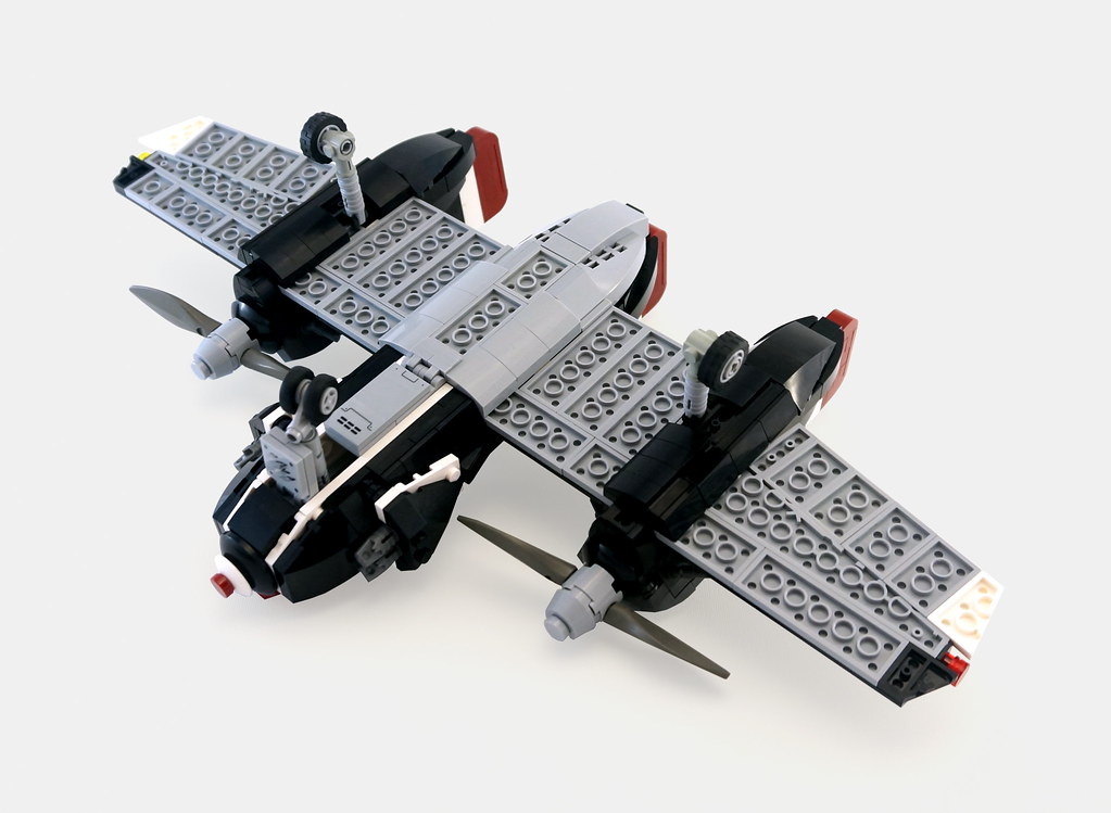F-09 Trident - undercarriage