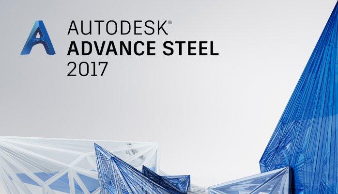 Autodesk Advance Steel 2017 x64 full license