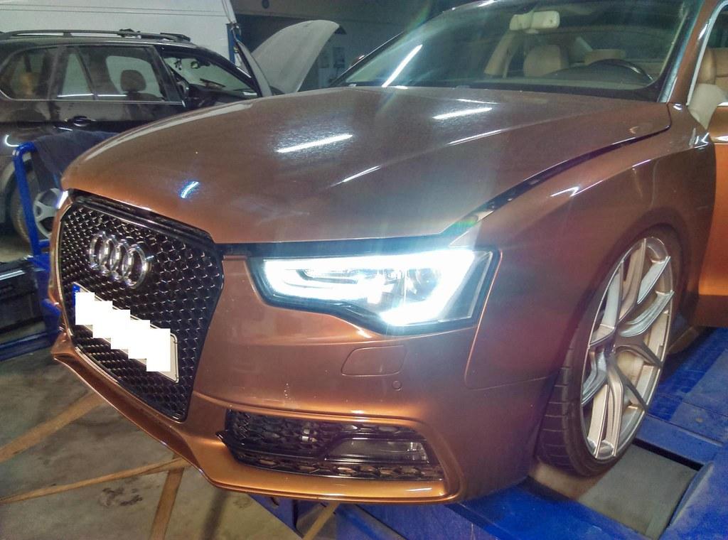 robert's 400+hp a5 3.0tdi ipaneman brown build - page 2 - audi a5