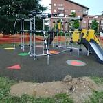 Grugliasco, parco giochi, Italy
