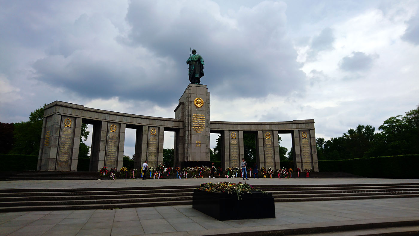 Monument to the Soviet soldiers