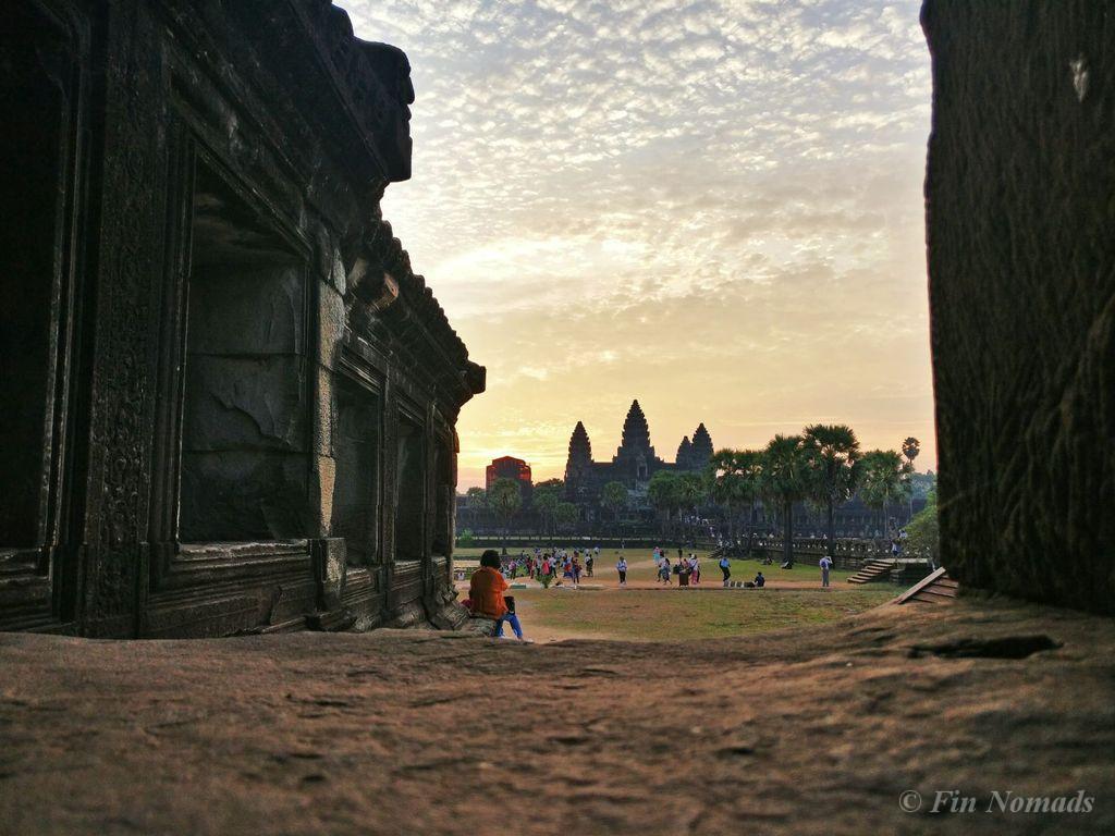 Angkor Wat temple 4