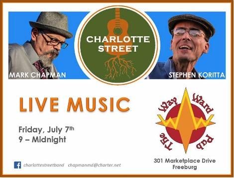 Charlotte Street 7-7-17