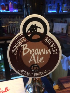 Roundhill Brewery, Brown Ale, England