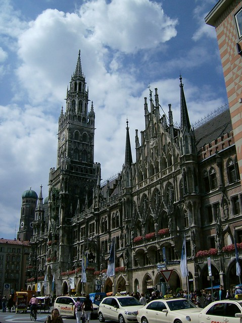 Munich, Germany by Flickr CC Joseph Hunkins