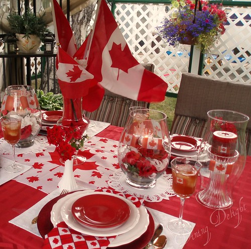 Dining delight its canada day on july st