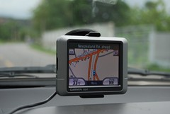 GPS NZ Road