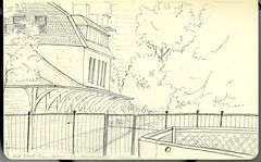 old CNoR building inked