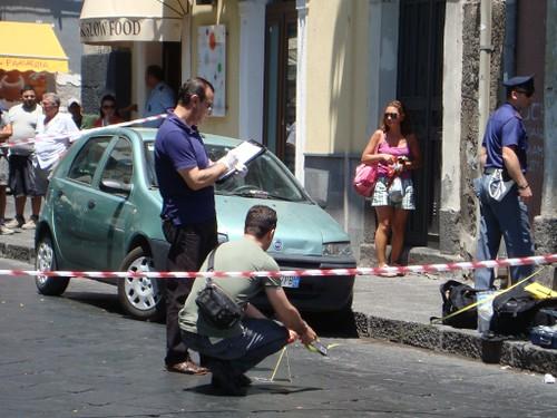 Catania, sparatoria nel quartiere Monte Po: ferito un 25enne$