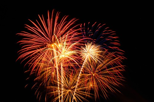 Fireworks by Kumar Appaiah