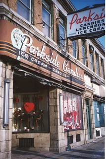 Buffalo NY ~ Parkside Candies ~ Since 1924
