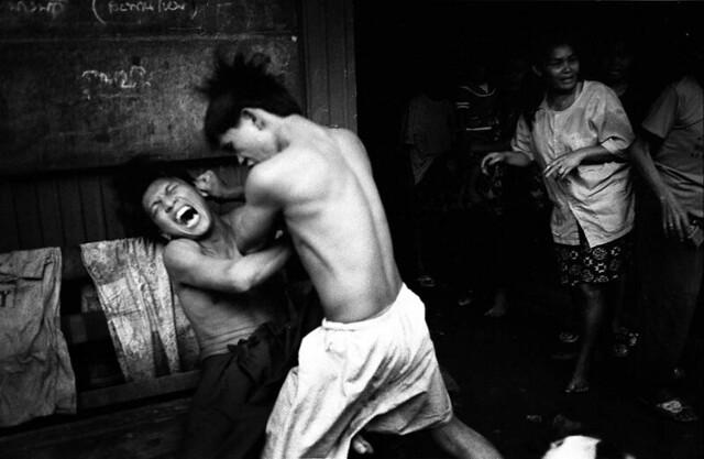 Ya Ba Thailand War On Drug Series - 35 Fantastic Black and Whiite Street Photographs
