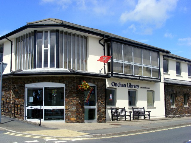 Onchan Library