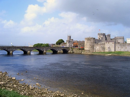 Limerick Castle, Limerick, Ireland.