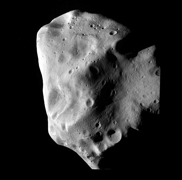 Rosetta triumphs at asteroid Lutetia from Flickr via Wylio