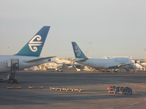 Air New Zealand At Rest