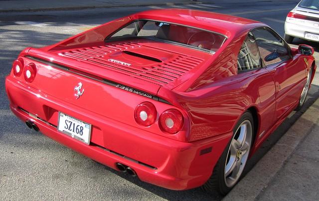 Ferrari F355 Berlinetta (F129AB)