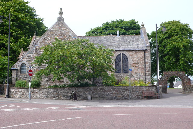 Greyfriars Church, Kirkcudbright