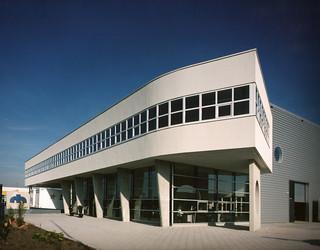 20137 Bodegraven bedrijfsgebouw Nitrans ext 01 (Spanjeweg) 1997