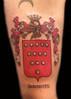 Family Crest Tattoo Paulo Madeira Tattoo Artist
