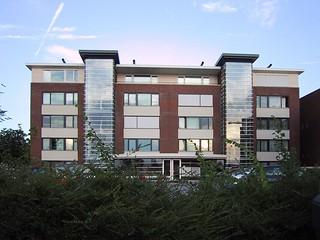 23146 Uithoorn 16 appartementen ext 01 (Sportlaan) 2000