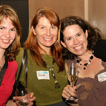 Mashable SummerMash Tour 2010 - San Francisco - Megan Berry, Renee Blodgett & Julie Crabill