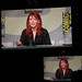 Small photo of Comic-Con 2006 - Spider-Man 3 panel - Bryce Dallas Howard