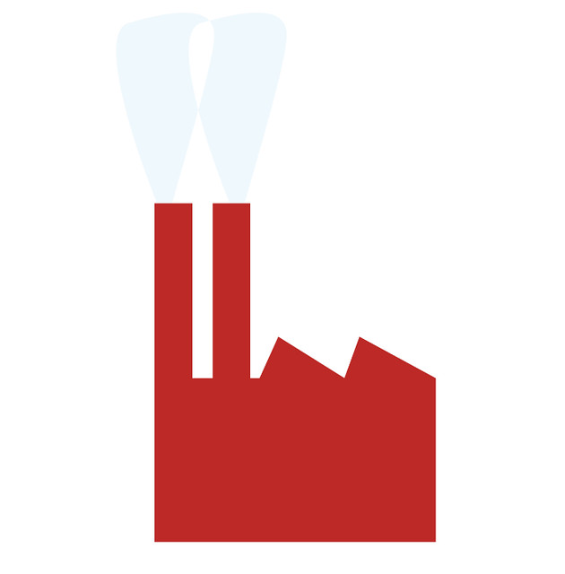 Factory Icon Illustration | Flickr - Photo Sharing!: www.flickr.com/photos/51282757@N05/4800578048