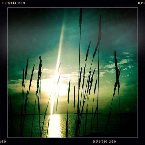 sunset sea summer sky finland evening skies midsummer kokkola iphone